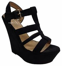 Women's Platforms, Wedges Suede Shoes
