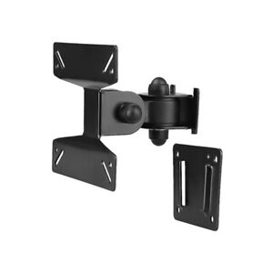 Universal Rotated TV LCD Led Flat Panel Wall Mount Bracket 10 Inch In To 26 Inch