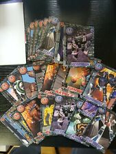 TAKARA TRANSFORMERS BEAST WARS COLLECTABLE TRADING CARDS ANIME - LOT OF 47