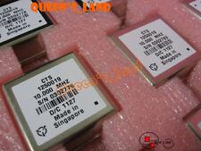 1new Cts 1250019 10mhz 12v Sine Wave Replace Mv89a Ocxo Crystal Oscillator