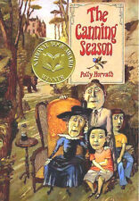 THE CANNING SEASON (pb) by Polly Horvath New with remainder mark*