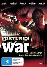 Fortunes Of War DVD C5