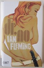 DR NO / IAN FLEMING / JAMES BOND / 2008 CENTENARY EDITION / 007 HDBK 1st