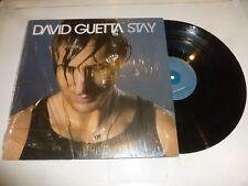 DAVID GUETTA - Stay - 2003 UK 2-track 12'' Vinyl Single