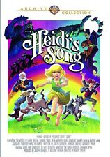 HEIDI'S SONG (1982 Animation) - Region Free DVD - Sealed