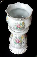 Stilarts Blumensäule Blumenständer Porzellan Blumentopf Antik Deko