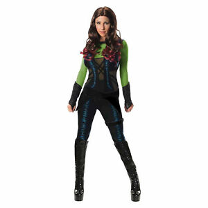 Secret Wishes Women's Guardians of the Galaxy Gamora Costume   Rubies 820000
