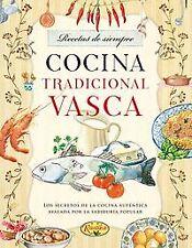 Cocina tradicional vasca. NUEVO. Nacional URGENTE/Internac. económico. GASTRONOM
