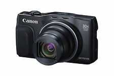Canon PowerShot SX710 HS 20.3 MP Digitalkamera - Schwarz