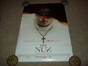 THE NUN - ORIGINAL MOVIE POSTER