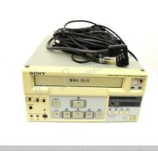 SONY Videokassetten Recorder SVO 9500MDP