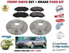 Für Honda Prelude 2.2 + 4ws Bb6 Bb8 1997-2000 Vorderbremse Scheibensatz +