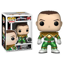 Power Rangers - Tommy Unmasked Green Ranger Metallic Pop! Vinyl Figure - Loot -