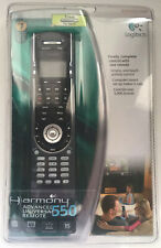 New Logitech Harmony 550 Advanced Universal Remote Sealed