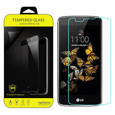 NextechnⓇ 2-Pack Tempered Glass Screen Protector for LG K8
