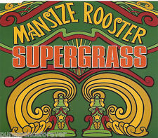 SUPERGRASS - Mansize Rooster (UK 3 Track CD Single)