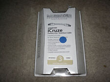 Monster iCruze For iPod Interface Cable 3 MPC FX IC-VOL1 New!!!