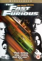 THE FAST AND THE FURIOUS DVD As New & Sealed Ja Rule, Vin Diesel, Michelle Rodri