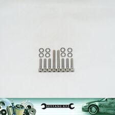Ventildeckel Schrauben Edelstahl VW Golf 16V Corrado KR PL 9A GTI Turbo