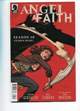 ANGEL & FAITH #1,2,3,4,5,6,7,8 - SEASON TEN - DARK HORSE - 2014