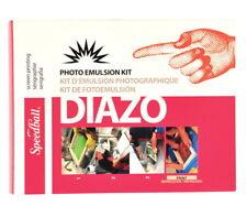 Speedball Diazo Photo Emulsion Kit, Assorted Size