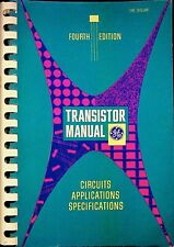 1959 GE Transistor Manual Circuits Applications And Specifications 227 Pages