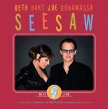Beth Hart Joe Bonamassa Seesaw CD DVD 2013 &