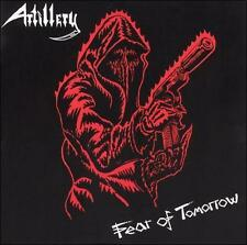 ARTILLERY - FEAR OF TOMORROW USED - VERY GOOD CD