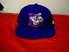 Auburn Doubledays Navy New Era 59FIFTY Fitted Hat Size 7 7/8