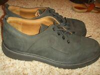 Timberland Stormbuck Plain Toe Waterproof Black Shoes 95500 Mens Size 13M