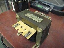 Square D Control Transformer 9070k750 750kva Pri 240480 Sec 120v Used