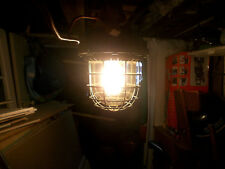Vintage industrial heavy duty pendant light