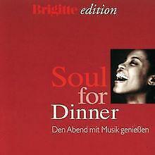 Brigitte Edition - Soul For Dinner von Various   CD   Zustand gut