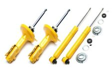 Short Sport Gas Lowering Shocks Struts For VW Polo 6N /6N2 MK3 (1994 - 2001)