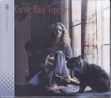 """Carole King Tapestry"" Limited Numbered #0055 Multi-Channel 5.1 SACD DSD CD New"