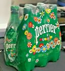 Takashi Murakami x Perrier Sparking Water Plastic Bottles 6-Pack Flowers -500mL