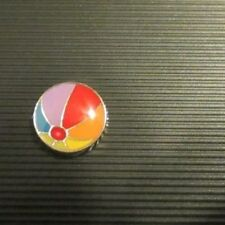 Beach ball floating charm for your floating locket