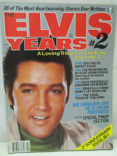 The Elvis Years Magazine 1979 #2 Presley Loving Tribute to The King 1957 - 1977