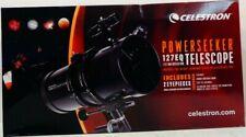 Celestron PowerSeeker 127EQ CSN21049 BOX DAMAGE!! NO RESERVE