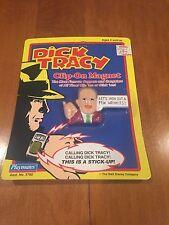 Dick Tracy 1990 Pruneface Clip-On Magnet Playmates Toys NIP Disney NIB