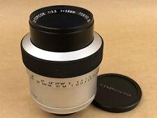 Topcon 58mm f/3.5 RE. Macro Auto-Topcor Tokyo Kogaku Lens - Rare