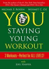 You: Staying Young Workout (DVD) * NEW *