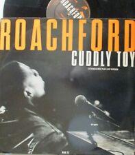 "ROACHFORD ~ Cuddly Toy ~ 12"" Single PS"