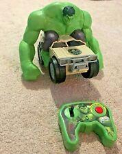 Marvel Avengers XPV Remote Control Hulk Smash RC Car Vehicle Truck 2.4 GHz