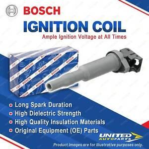 1 x Bosch Ignition Coil for BMW 118i 120i 3 Series E90 E91 E92 5 Series E60 E61