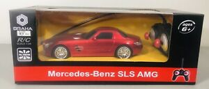 Braha 1:24 Radio Control R/C Mercedes Benz SLS AMG New!