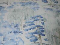 SANDERSON CURTAIN FABRIC   WATERPERRY  3 METRES DK4370