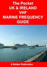 Vhf marine scanner radio poche uk & ireland fréquence guide
