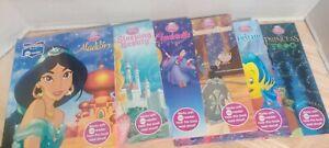Disney Princesses • Set of 6 Story Reader / Me Reader Books. Free Shipping!!!