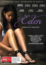 Eden (DVD) THRILLER Slavery Kidnapped Sold Survival [Region 4] NEW/SEALED
